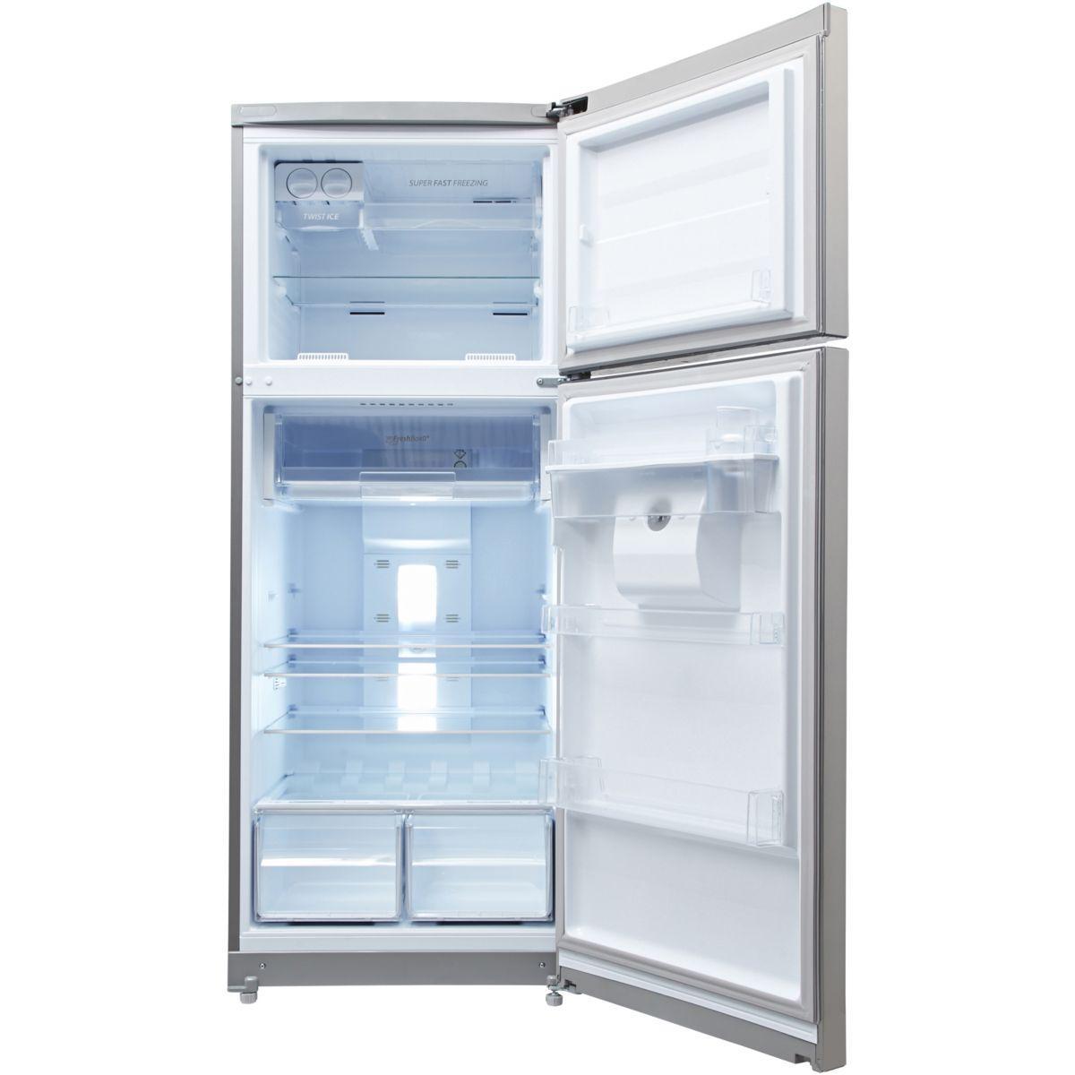 Réfrigérateur congélateur en haut WHIRLPOOL TTNF8211OXAQUA