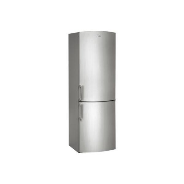 Réfrigérateur congélateur en bas - WHIRLPOOL - WBE3412A+S