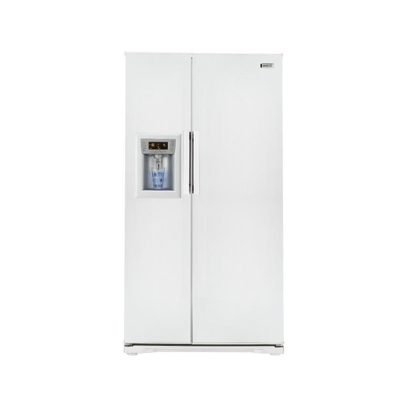 Réfrigérateur Américain Beko GNE V325W