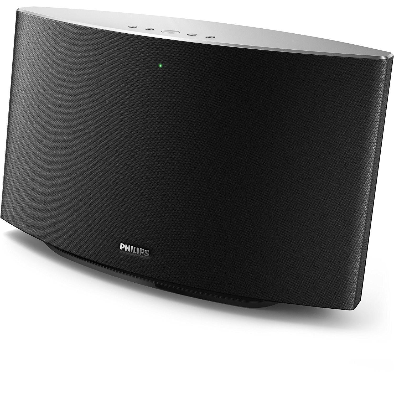 Philips - SW750M/05 - Enceinte sans fil Wifi - Noir
