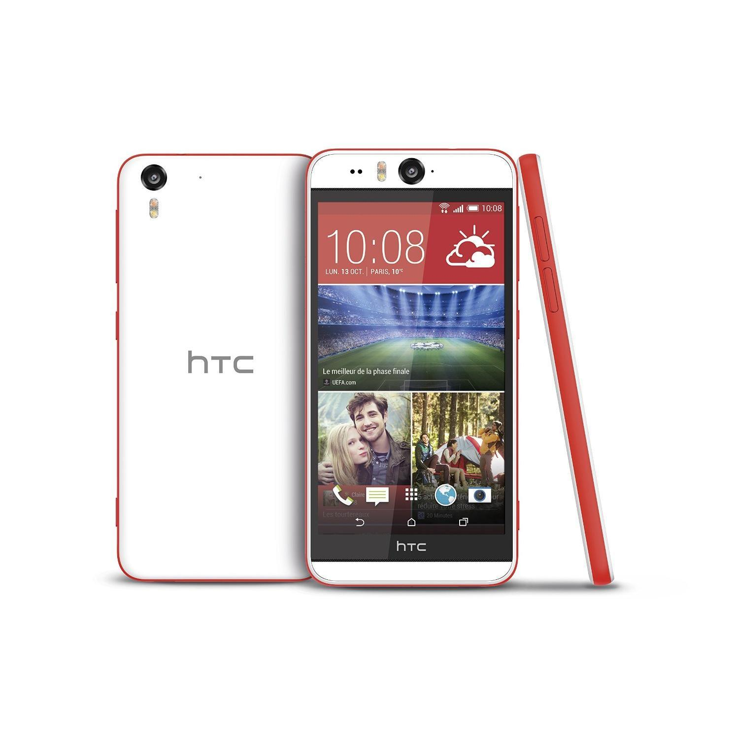 HTC Desire EYE 16 GB Rojo - Libre
