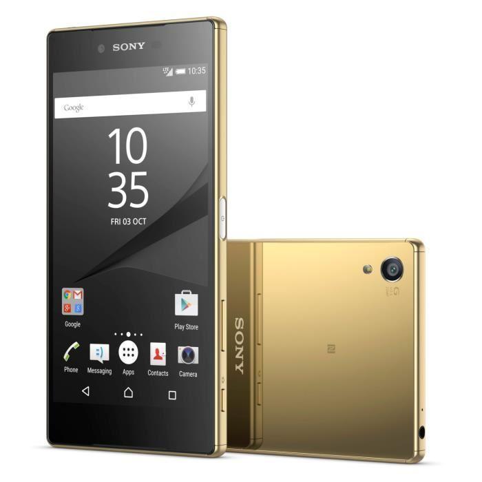 Sony Xperia Z5 Premium 32 Go - Or - Débloqué