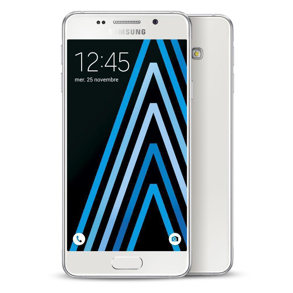 Samsung Galaxy A3 (2016) 16 Go - Blanc - Débloqué