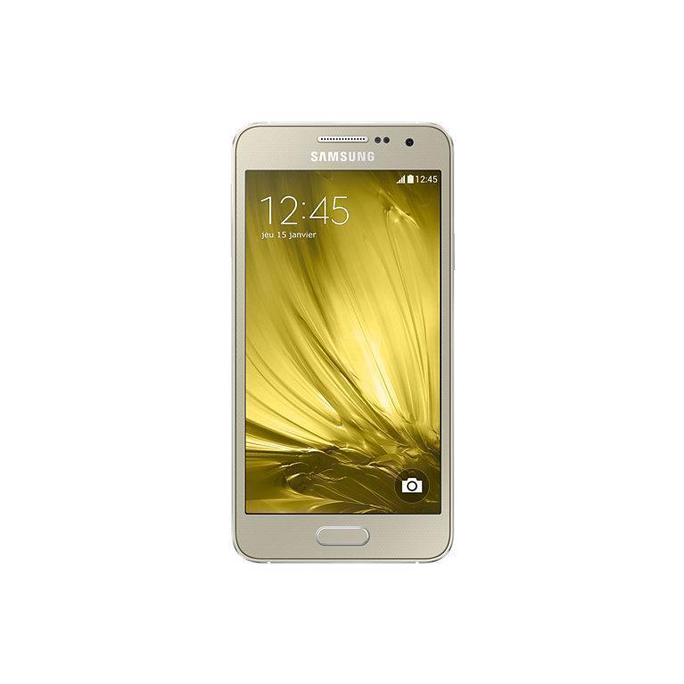 Saumsung Galaxy A3 16GB - Oro - Sbloccato ricondizionato