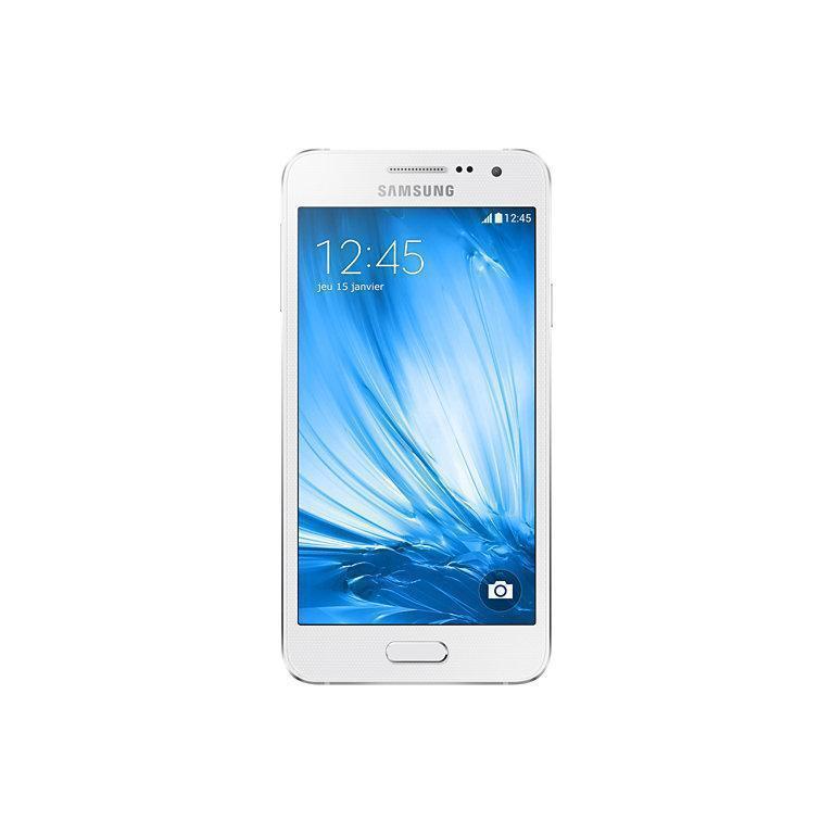 Samsung Galaxy A3 (2015) 16 Go - Blanc - Débloqué