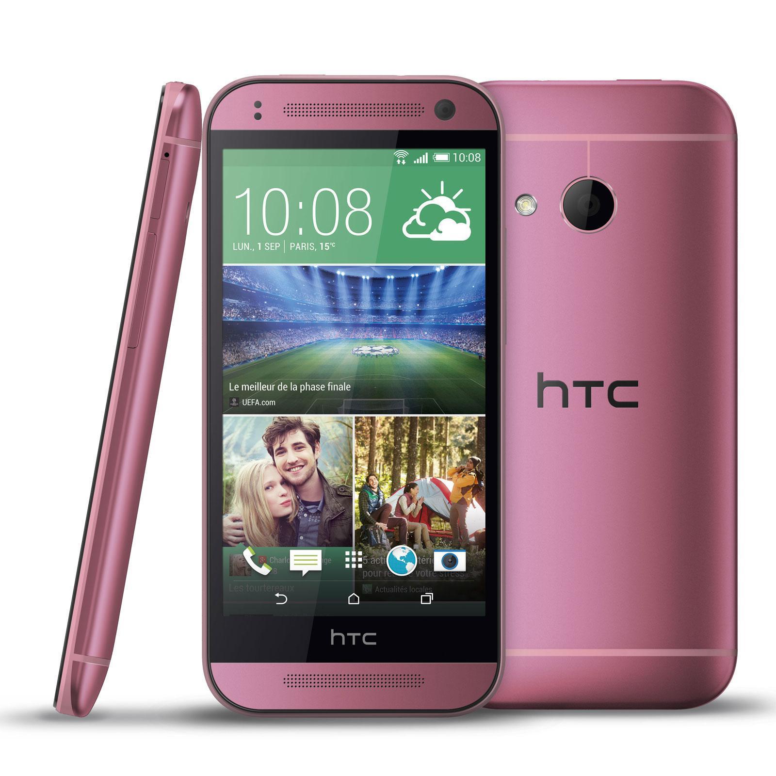 HTC One M8 16 Go - Rose - Débloqué