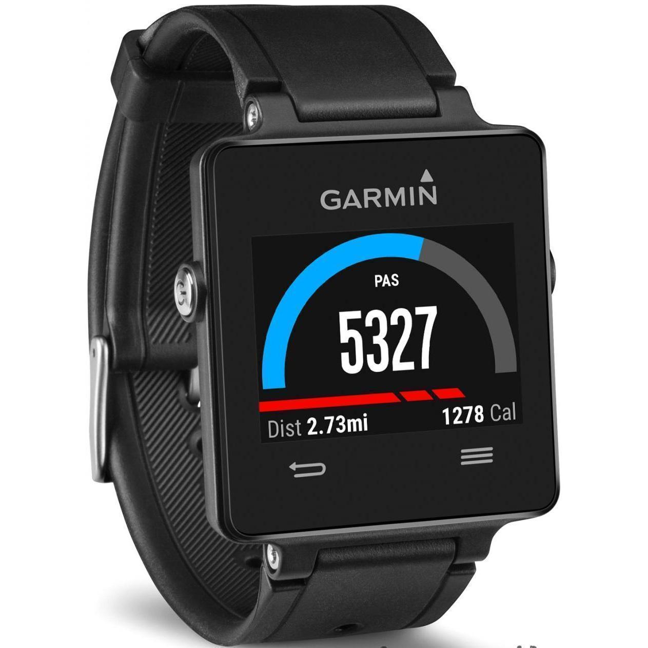 GARMIN - Montre cardio GARMIN Vivoactive - Noir