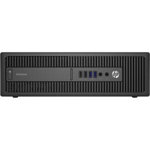 Hp EliteDesk 800 G1 SFF Core i5 3,2 GHz - HDD 500 GB RAM 4 GB