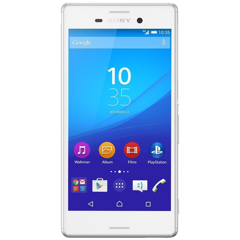 Sony Xperia M4 Aqua 16 Go - Blanc