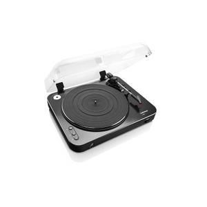 Vinyl-Plattenspieler Lenco L-85 - Schwarz