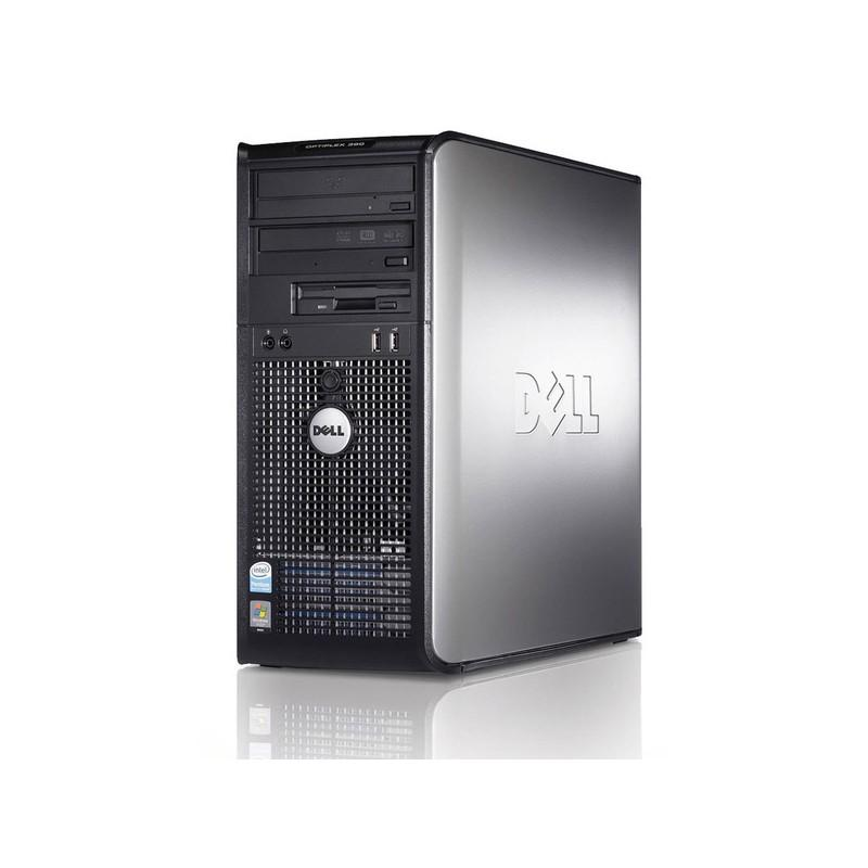 Dell Optiplex 380 DT Core 2 Duo 2,93 GHz - HDD 160 Go RAM 2 Go