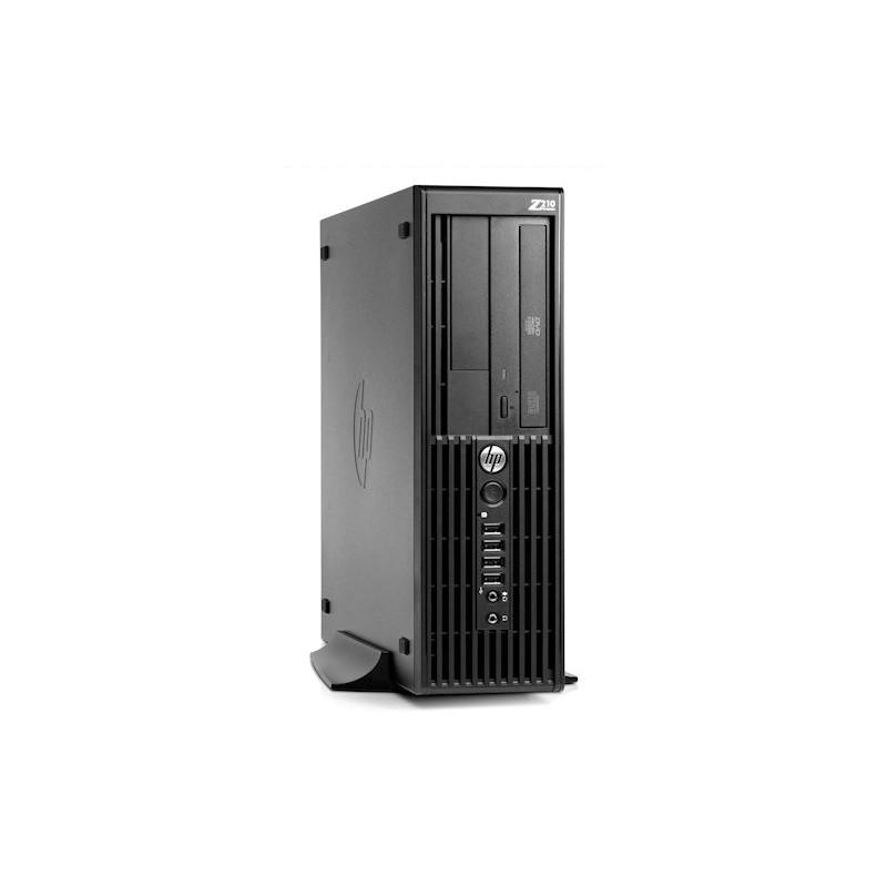 HP Workstation Z210 Core i3-2120 3,3 GHz - HDD 500 GB RAM 4 GB