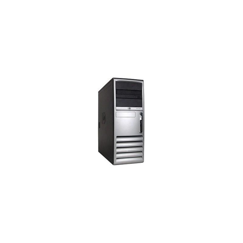 Hp DC7700  CORE 2 DUO E6300 1,86 GHz  - HDD 250 Go - RAM 2 Go