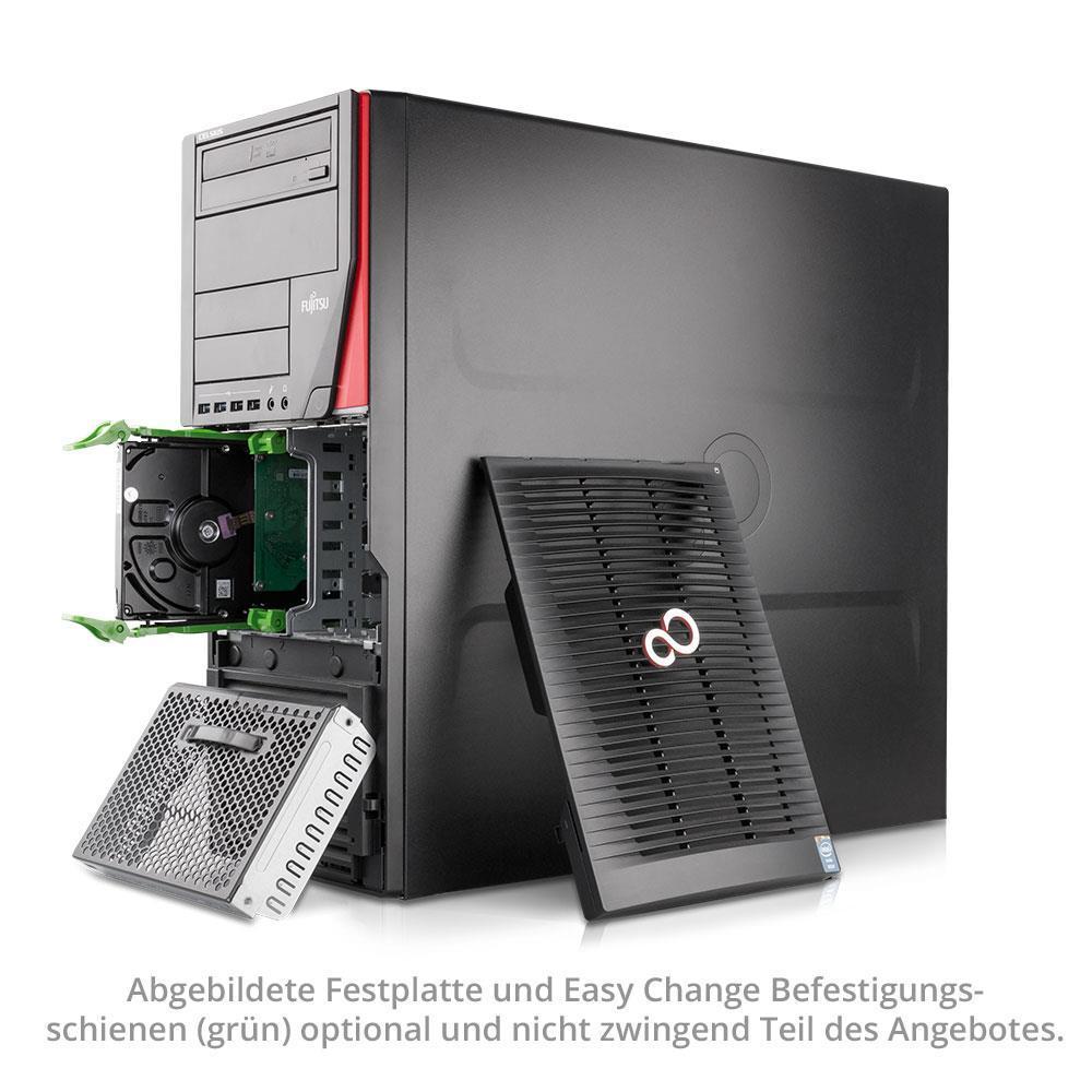 Fujitsu Celsius M730 Xeon 3,7 GHz - SSD 256 Go RAM 16 Go