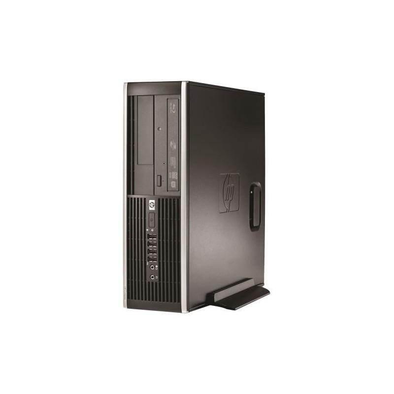 Hp ELITE 8100 SFF  Core i5 660 3,3 GHz  - HDD 500 Go - RAM 4 Go