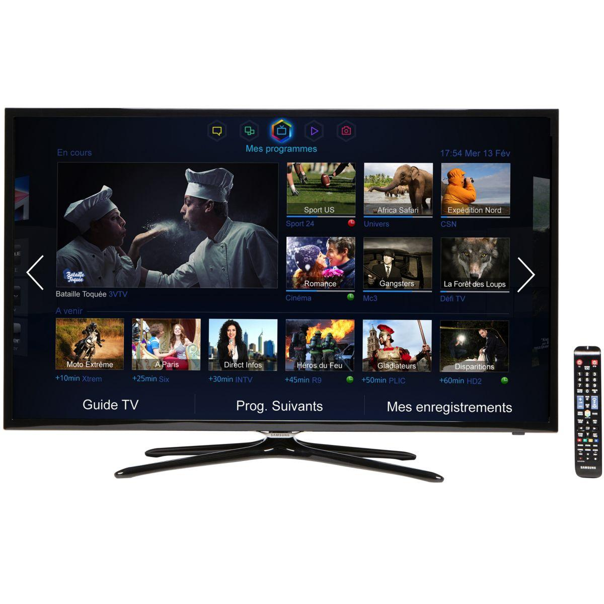SMART TV Samsung LCD Full HD 1080p 107 cm UE42F5500