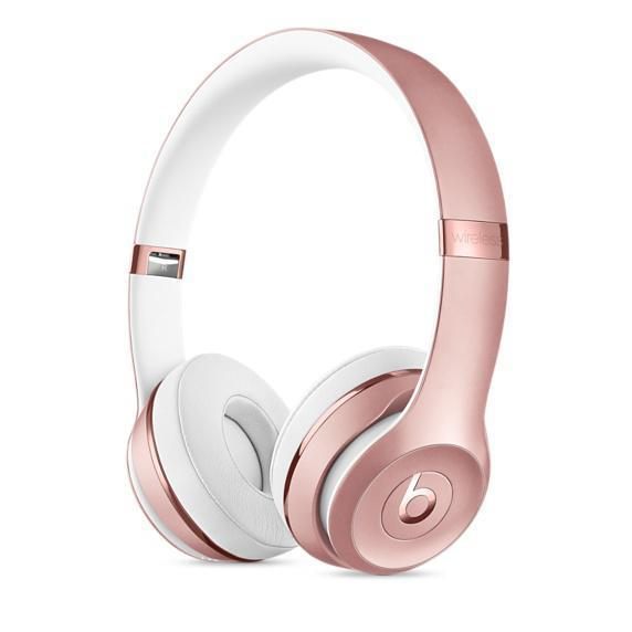 Casque Bluetooth Beats Solo 3 Wireless -  Rose Gold