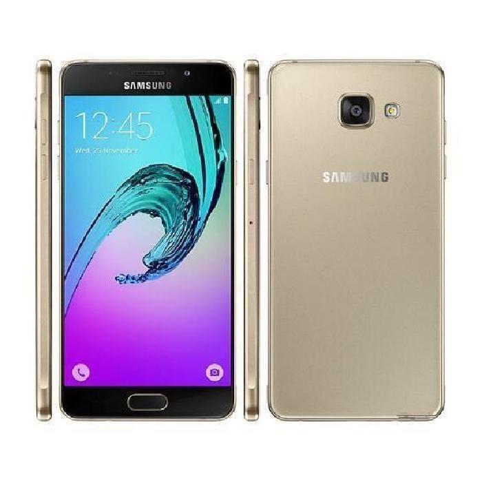 Galaxy A5 (2016) 16GB - Gold - Ohne Vertrag