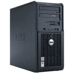 Dell Optiplex 210L DT  celeron 3.06 GHz  - HDD 40 Go - RAM 1 Go