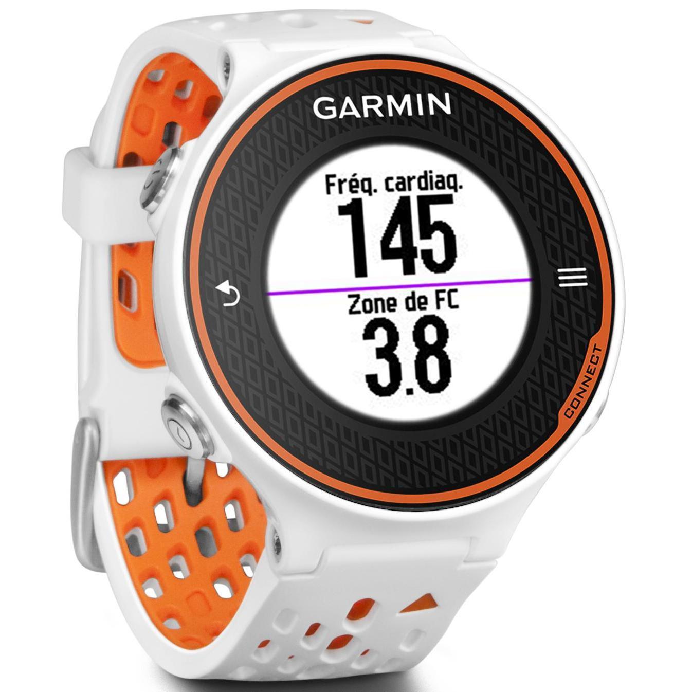 Montre GPS GARMIN Forerunner 620 - Blanc