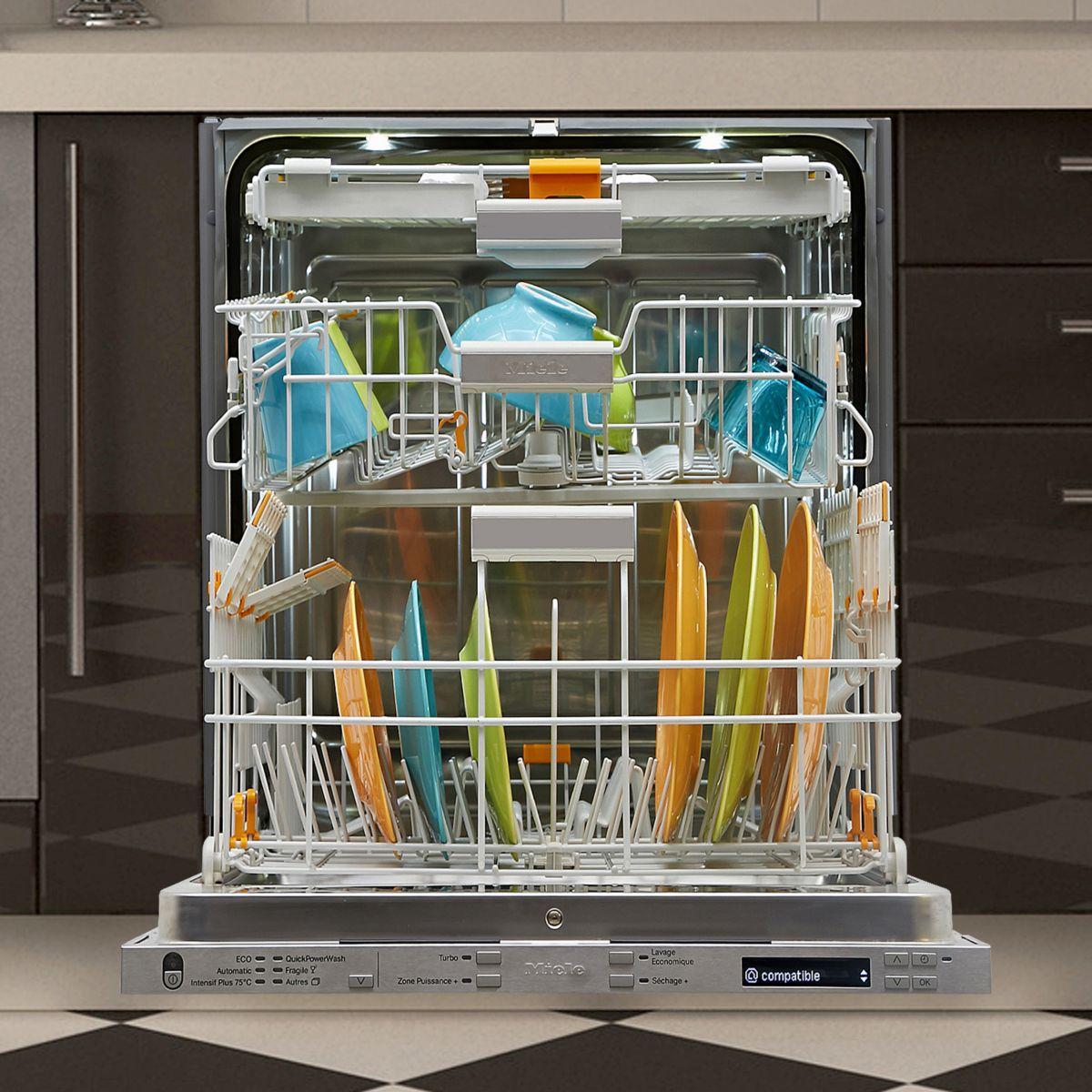 Lave-vaisselle Encastrable 60cm MIELE G6890SCVi K2o - 14 couverts