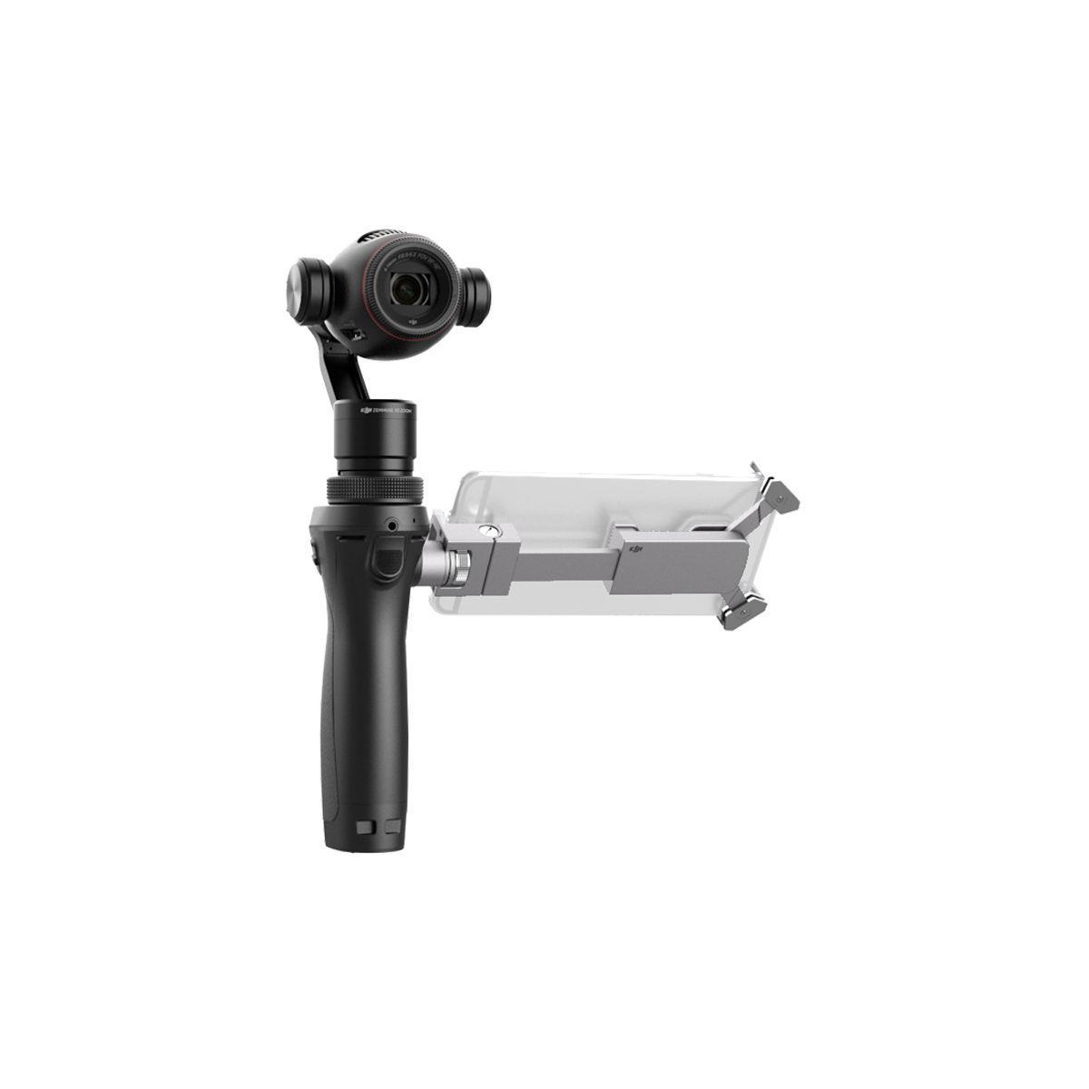 DJI Osmo + Videokamera - Musta