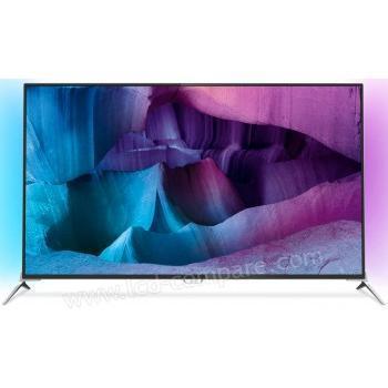 SMART TV LED 4K Ultra HD 3D 140 cm PHILIPS 55 PUK7100/12