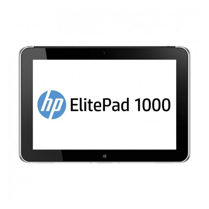 "Hp Elitepad 1000 G2 - 10,1"" 64 Go - Wifi + 4G - Gris"