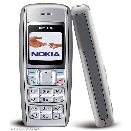 NOKIA 1600 Argent Débloqué