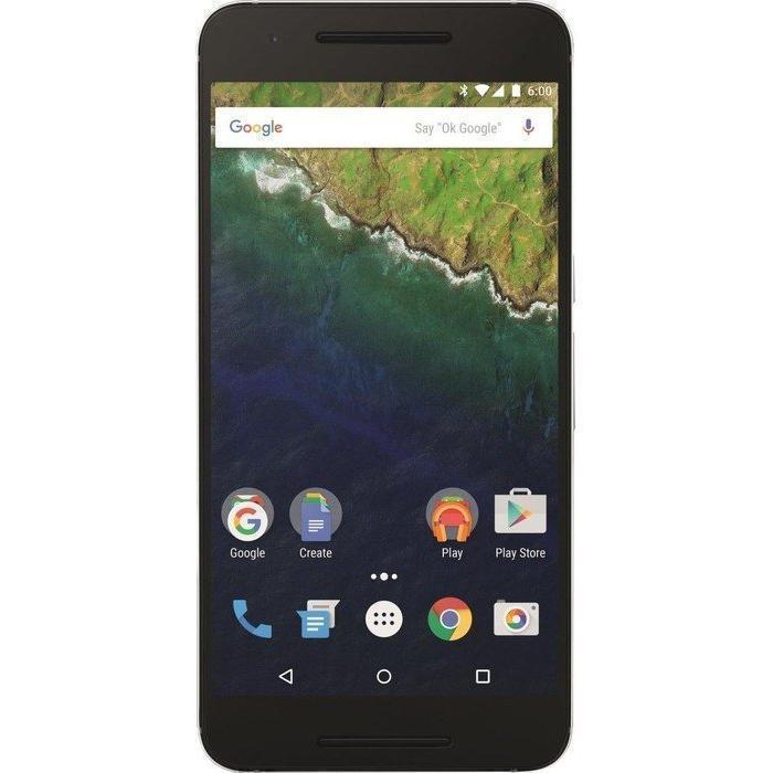 Huawei Nexus 6P - 32 Go - Argent - Debloque