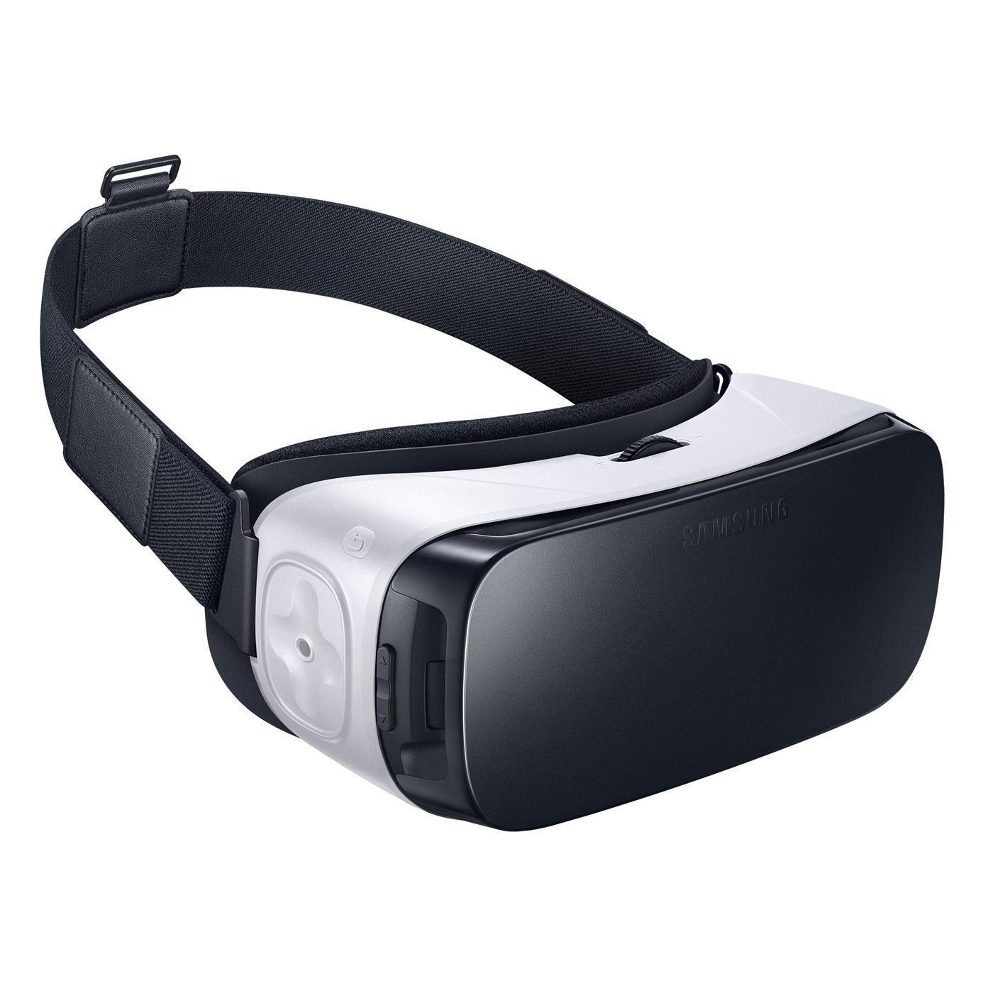 Casque réalité virtuelle Samsung Gear VR - Blanc