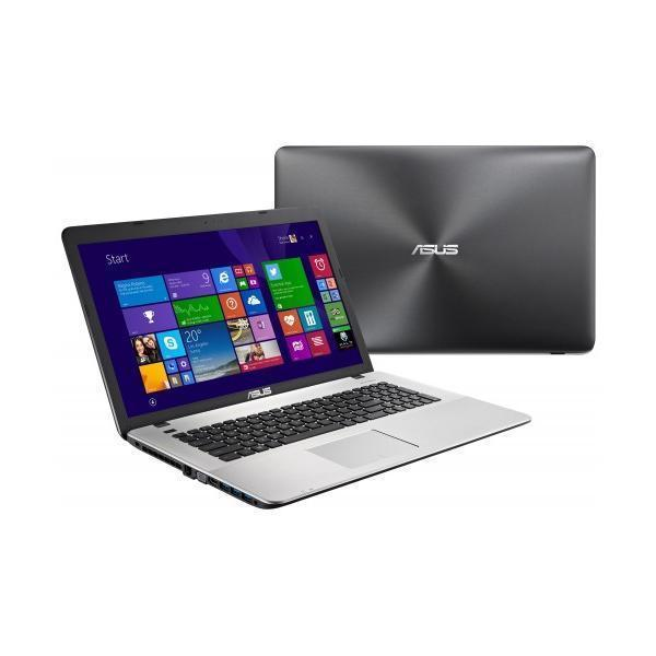 """Asus X751 17,3"""" Core i5 1.7 GHz  - HDD 500 Go - RAM 6 Go"""