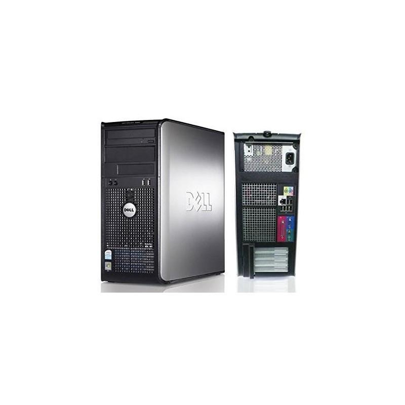 Dell OptiPlex 380 Pentium 2,8 GHz - HDD 500 Go RAM 4 Go