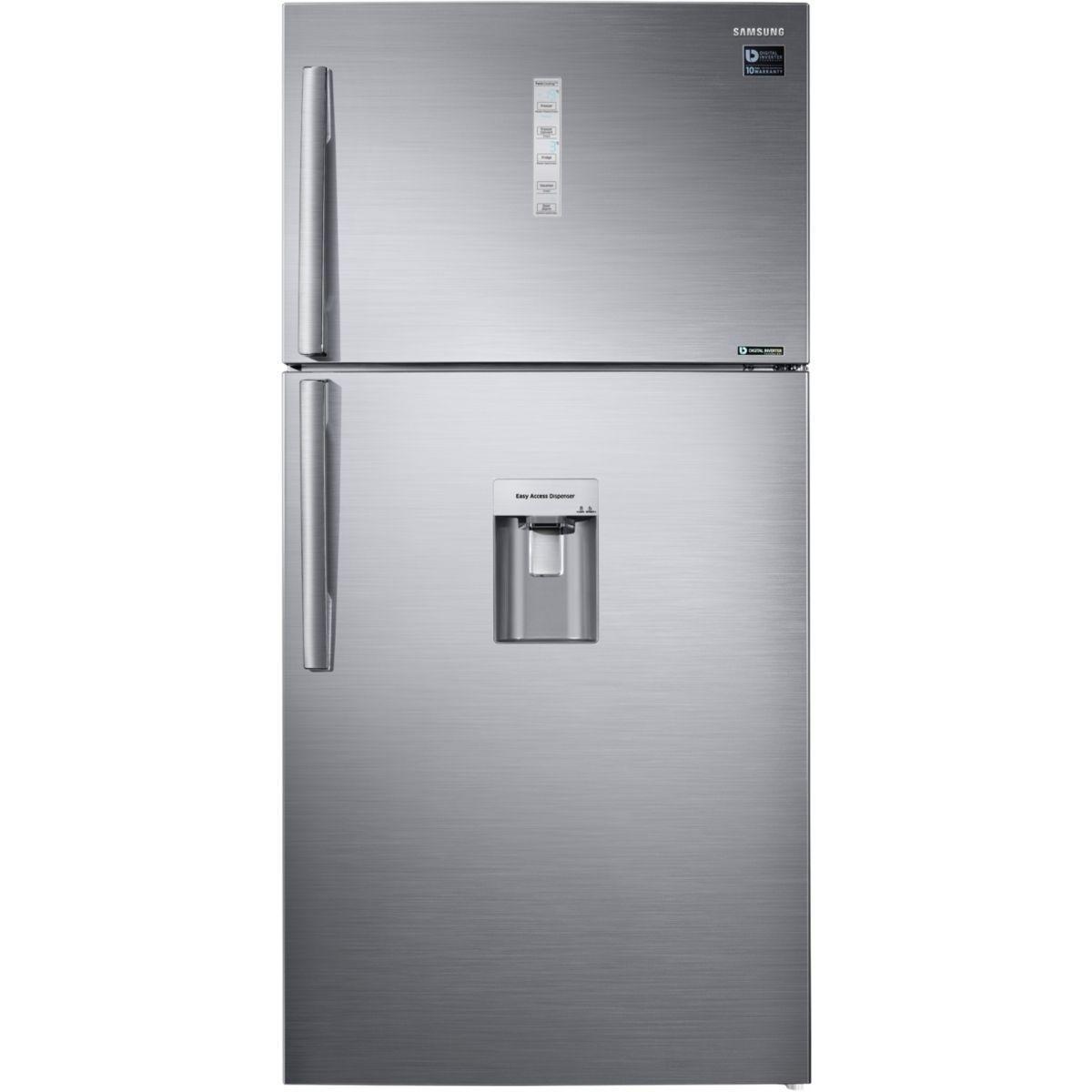 Réfrigérateur congélateur en haut SAMSUNG RT58K7100S9