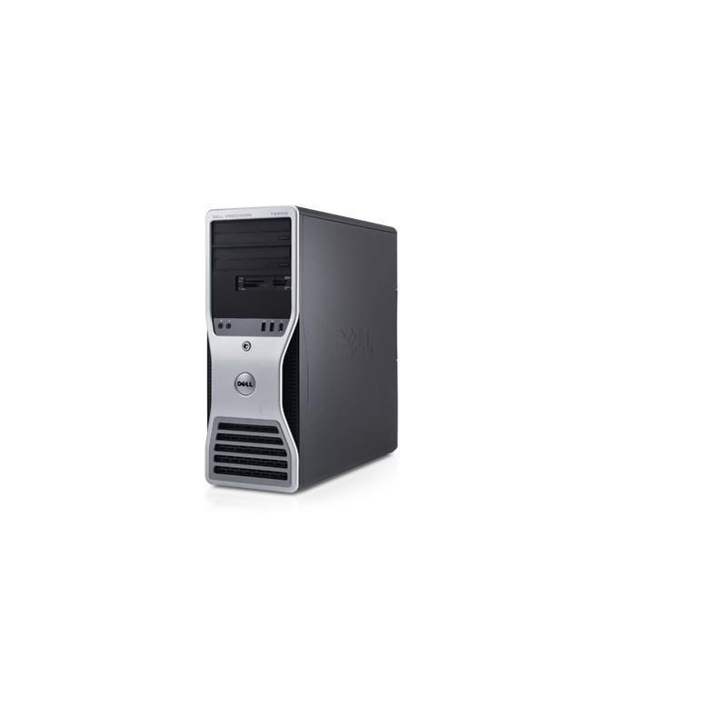 Dell Precision T5500  Xeon 2.4 GHz  - SSD 240 Go - RAM 8 Go