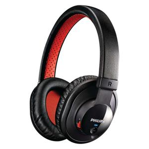 Cascos Bluetooth Philips SHB7000 - Negro