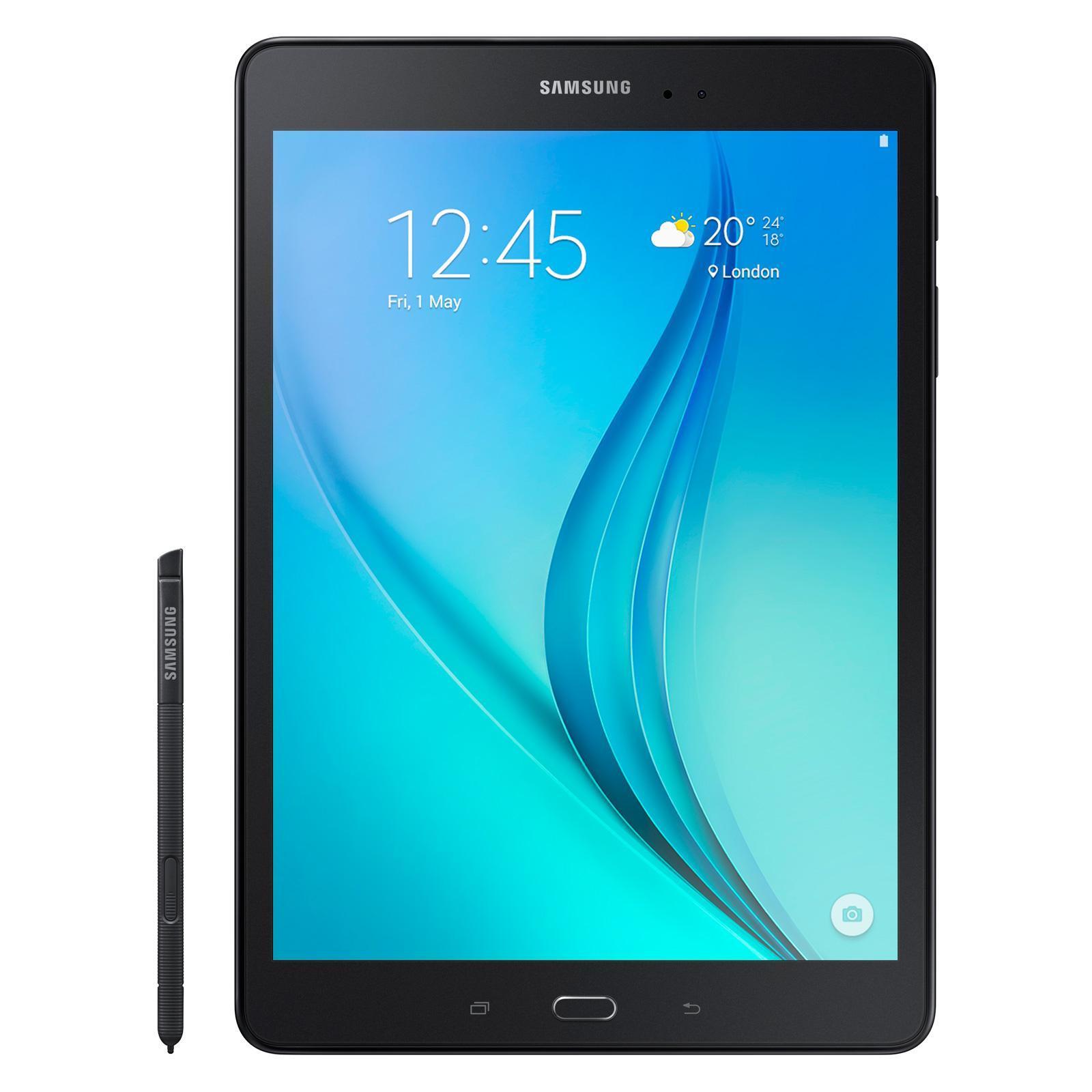 Samsung Galaxy Tab A - 9.7'''' 32  Go -  - Noir
