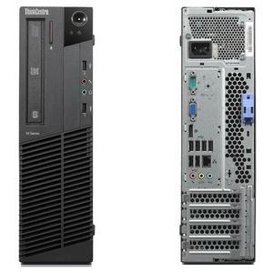 Lenovo ThinkCentre M91P 7005 SFF Pentium 2,7 GHz - HDD 240 GB RAM 4 GB