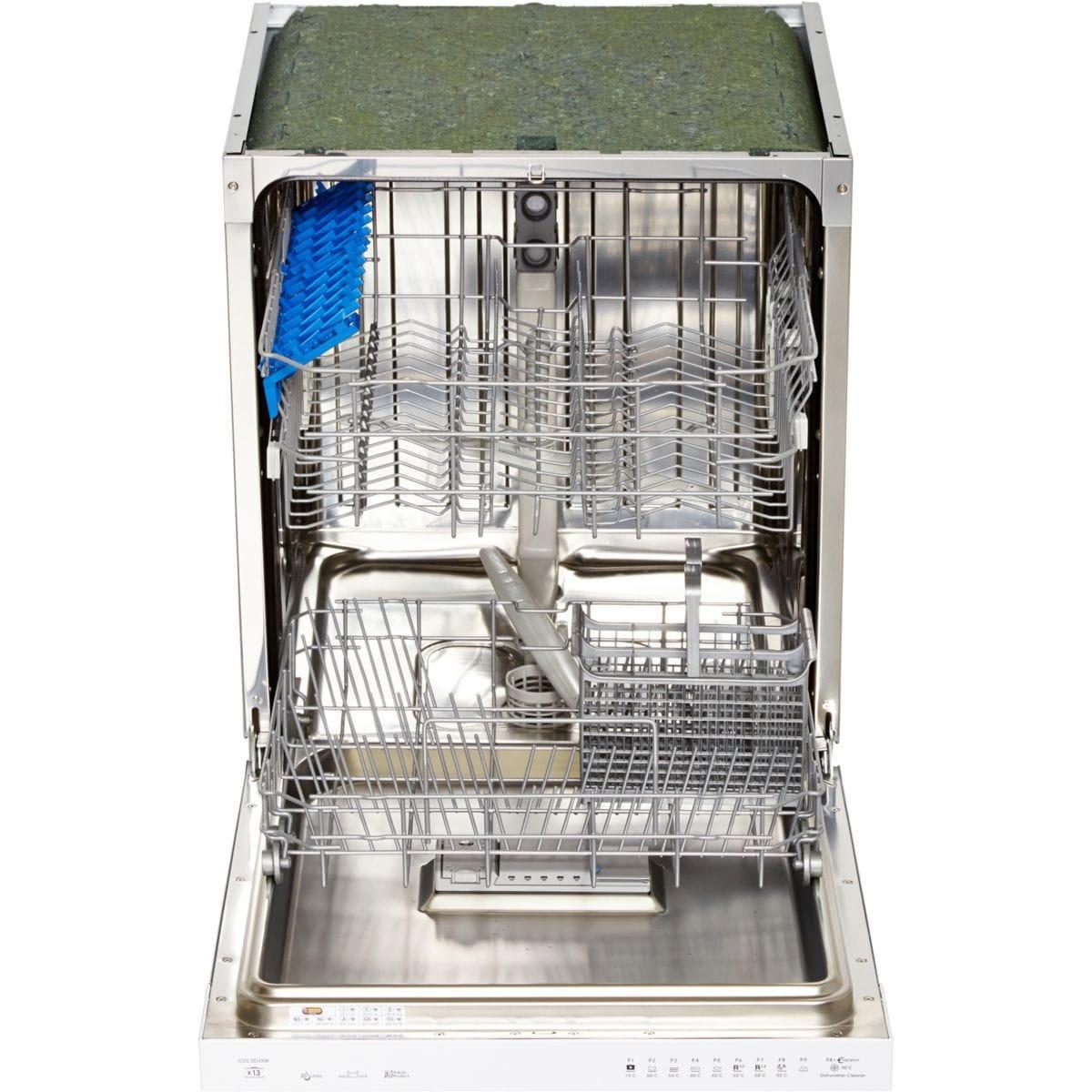 bas prix 1999e f7dd0 Lave-vaisselle encastrable 60 cm CANDY CDS2D35W - 13 couverts