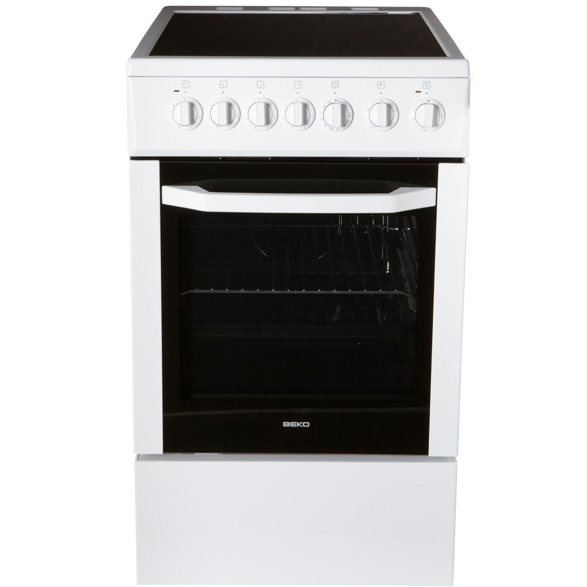 cuisini re vitroc ramique beko css57100gw reconditionn back market. Black Bedroom Furniture Sets. Home Design Ideas