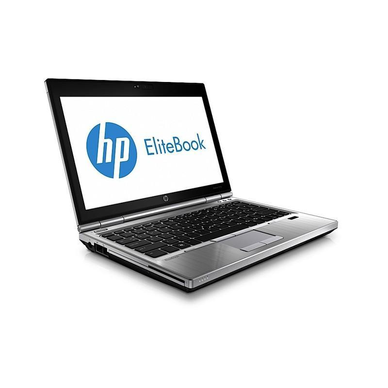 "Hp EliteBook 2570p 12,5"" Core I5-3320M 2,6 GHz  - SSD 240 Go - RAM 4 Go"