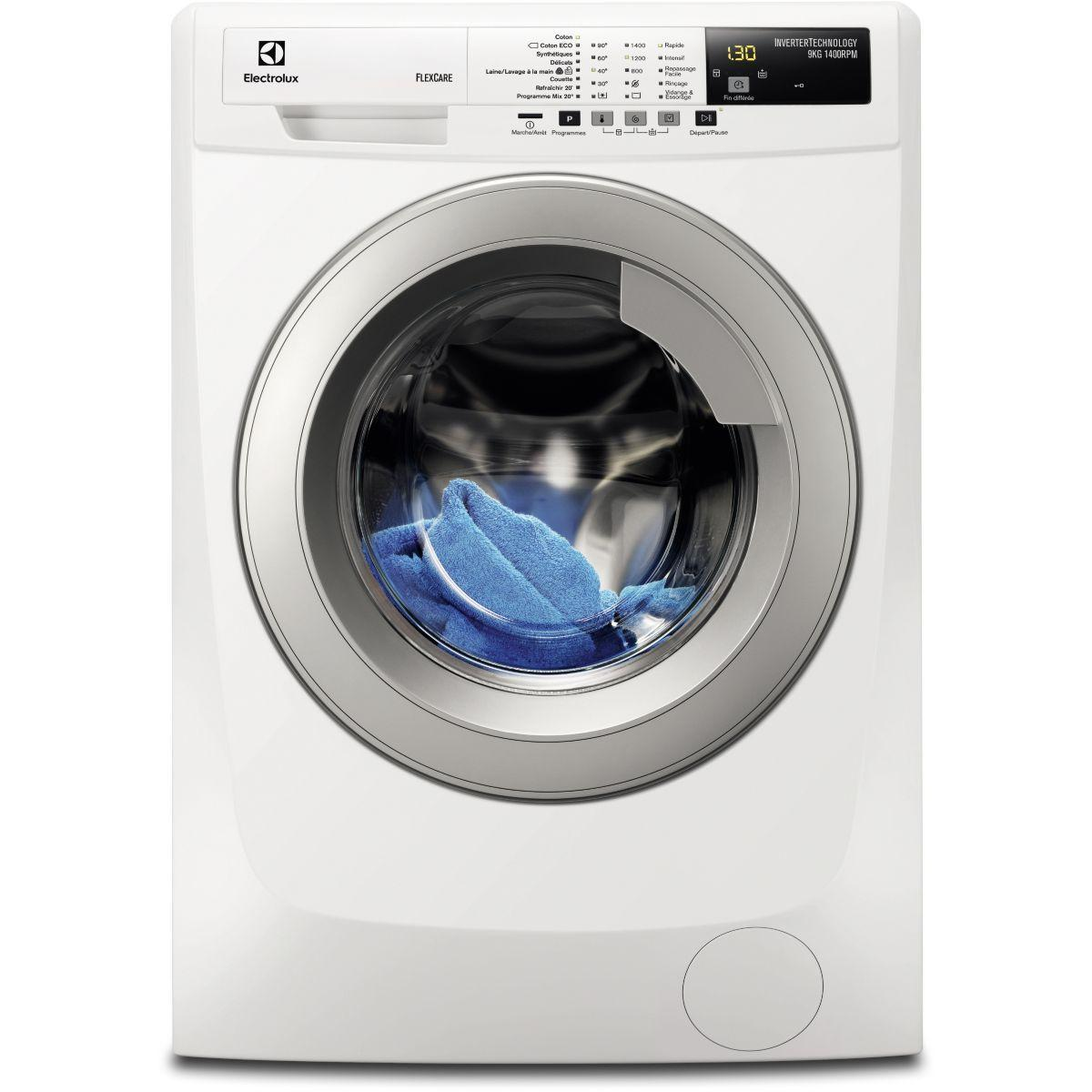 Lave-linge frontal ELECTROLUX EWF1494RC