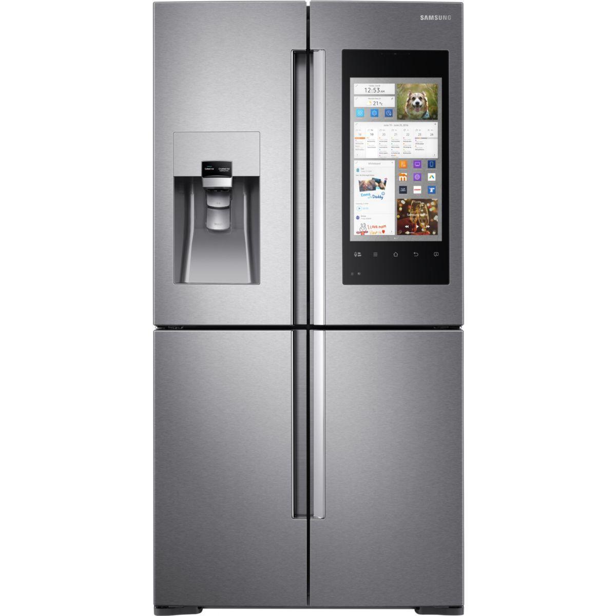 Réfrigérateur Multiportes SAMSUNG RFMSR Family Hub - Refrigerateur multi portes