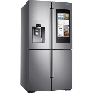 Réfrigérateur multi-portes Connecté  RF56M9540SR Family Hub