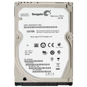 DISQUE DUR INTERNE 2,5'' 320 Go Seagate Momentus St9320423as