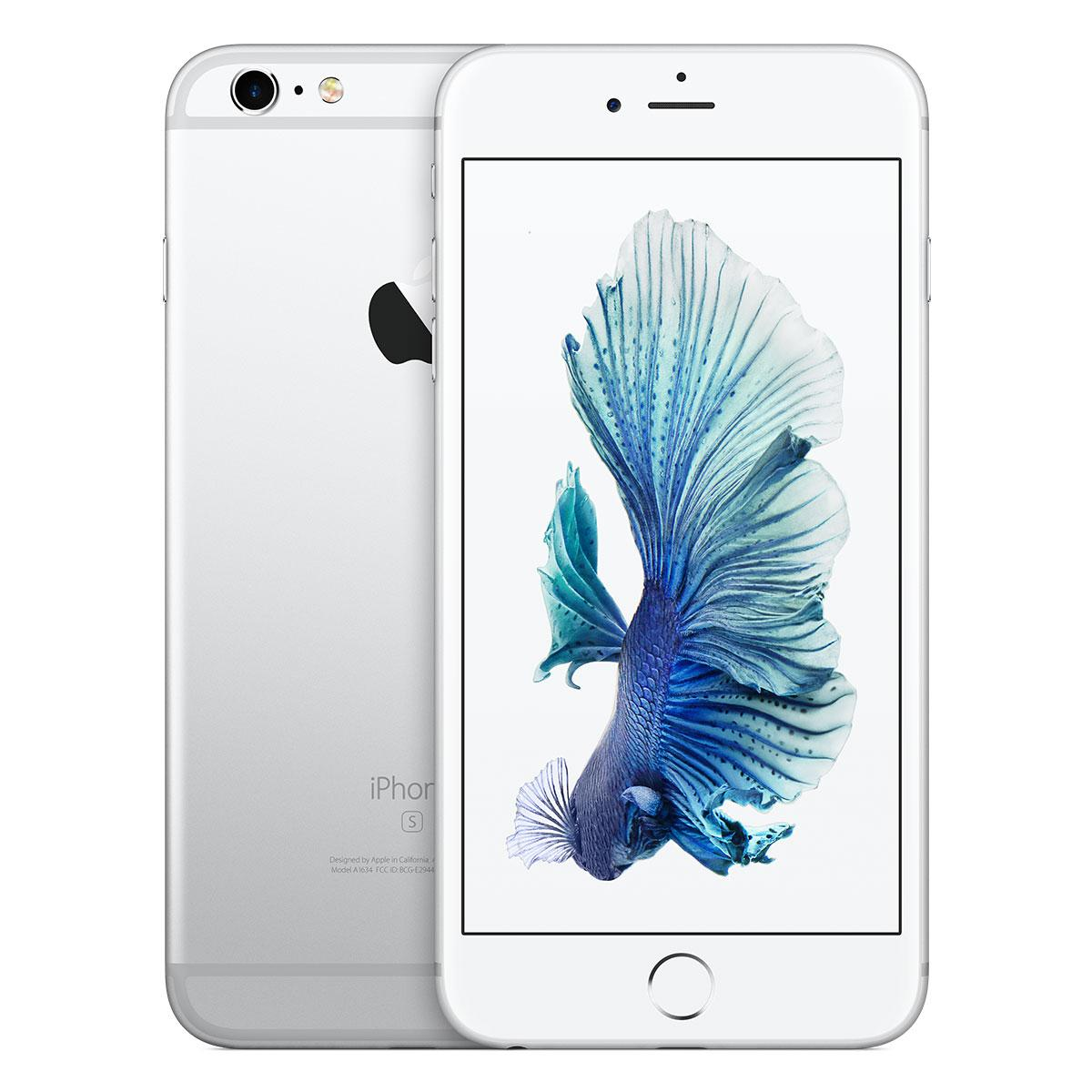 iPhone 6s Plus 16GB - Silber - Ohne Vertrag