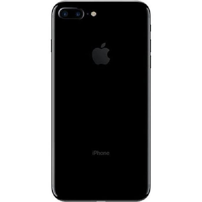 iphone 7 plus 128 gb diamantschwarz ohne vertrag gebraucht back market. Black Bedroom Furniture Sets. Home Design Ideas