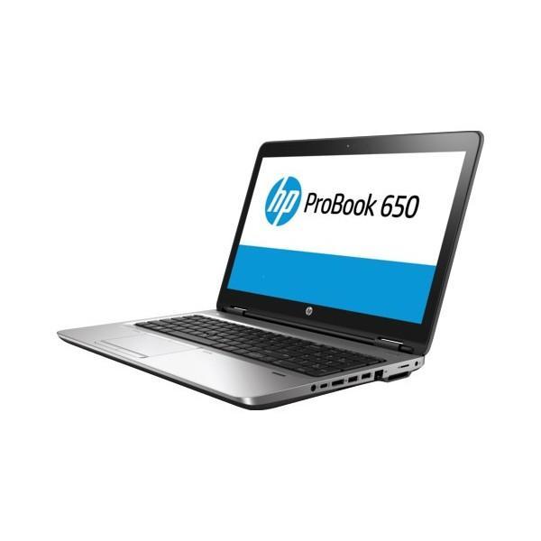 """HP Probook 650 G2 15"""" Core i5 2,3 GHz  - HDD 500 GB - 4GB AZERTY - Französisch"""