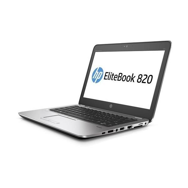 "Hp Elitebook 820 G4 12"" Core i5 2,5 GHz  - Ssd 256 Go RAM 8 Go"