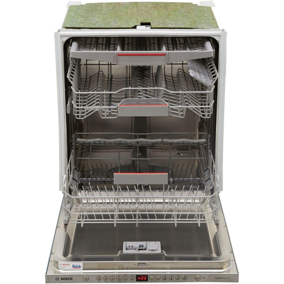 lave vaisselle 60cm bosch smv46mx03e 14 couverts reconditionn back market. Black Bedroom Furniture Sets. Home Design Ideas